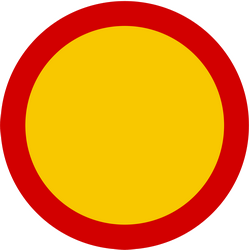 Entry not allowed / forbidden - Road Sign