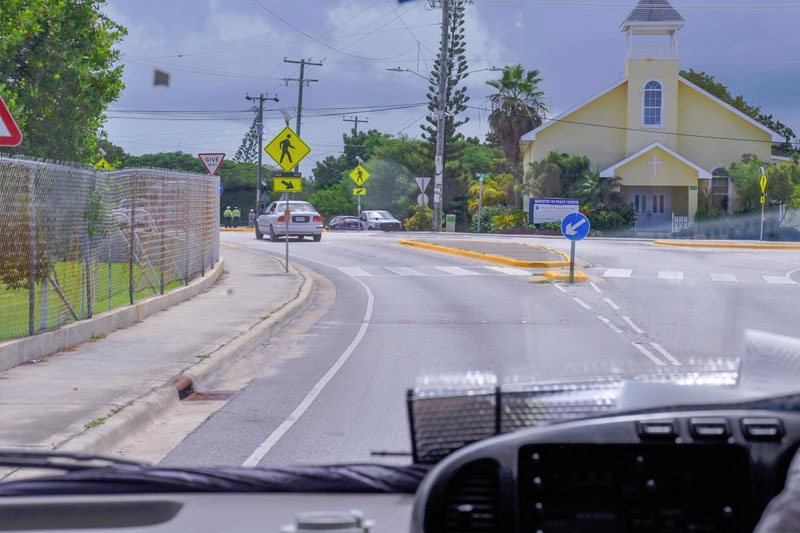 driving in Cayman Islands