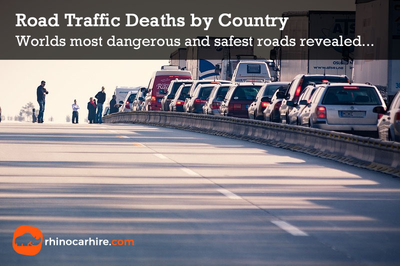 road traffic deaths by country