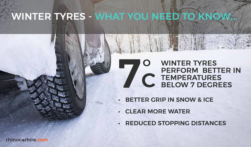 winter tyre benefits