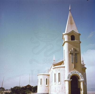 Ilha dos Tigres Old Church