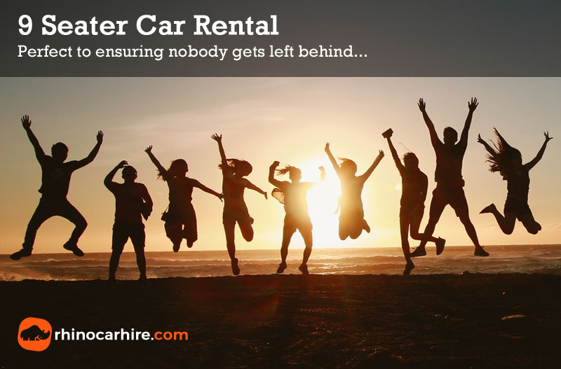 9 seater car hire Faro