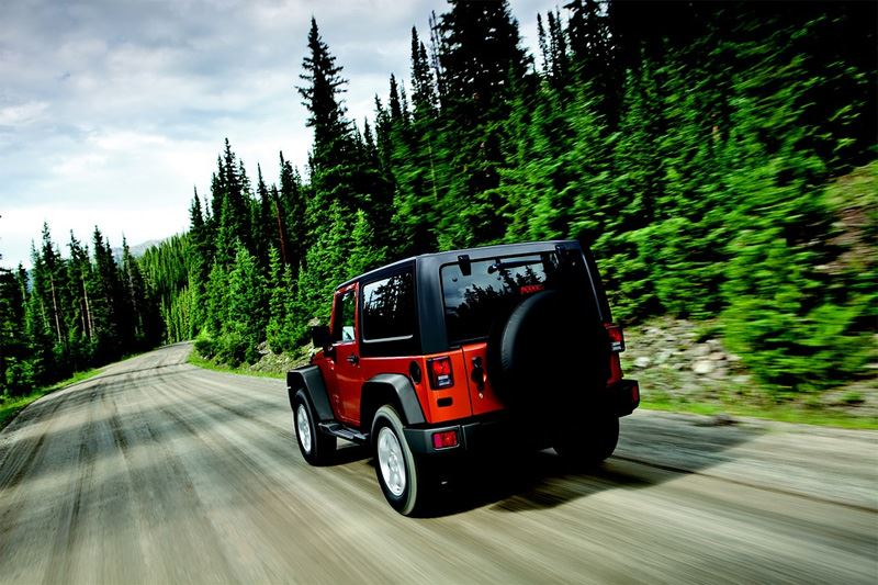 Jeep hire Denver
