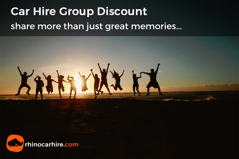 car hire group bulk discount