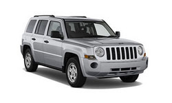 jeep patriot rental