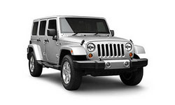 jeep wrangler rental