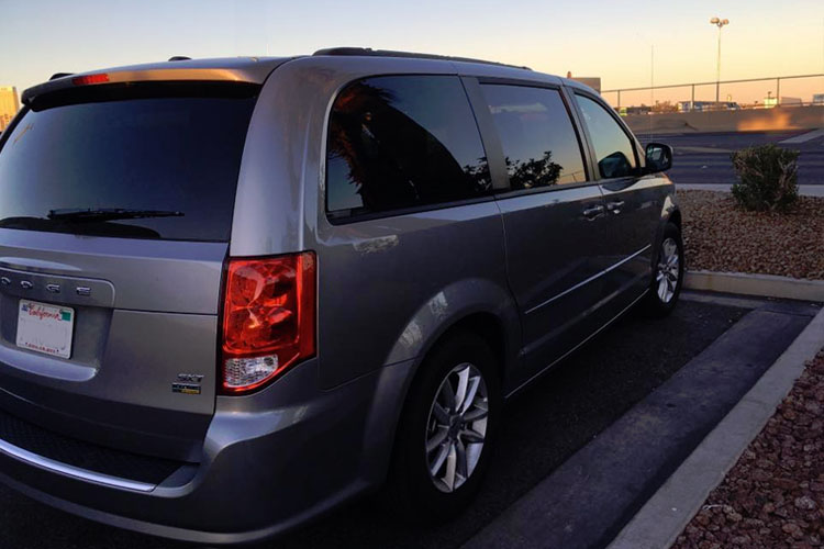 The most popular minivan rental agents in Denver