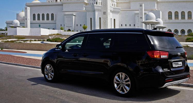 Mpv Rental Dubai 6 7 8 9 Seat Minivan Rental Dubai Airport