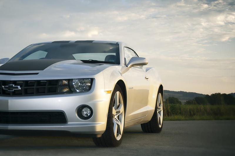 muscle car rental usa