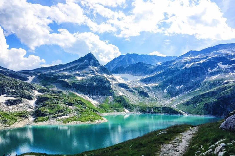 The Hohe Tauern National Park