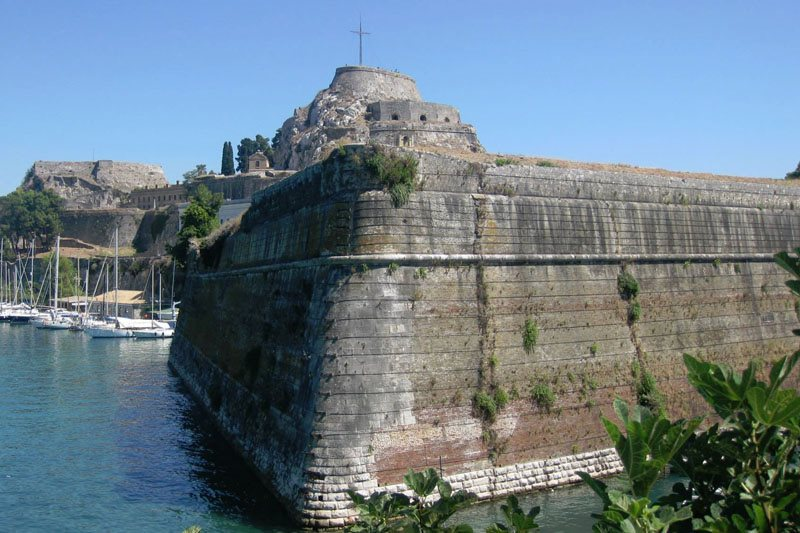 The Palaio Frourio (Old Fort)