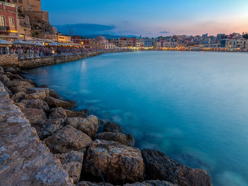 Chania Old Town & Harbour