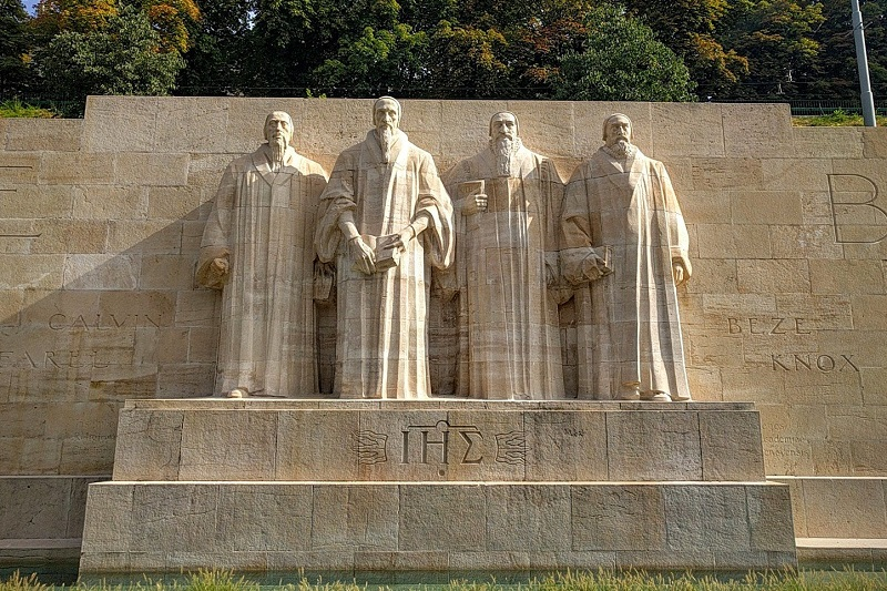 The Reformation Wall
