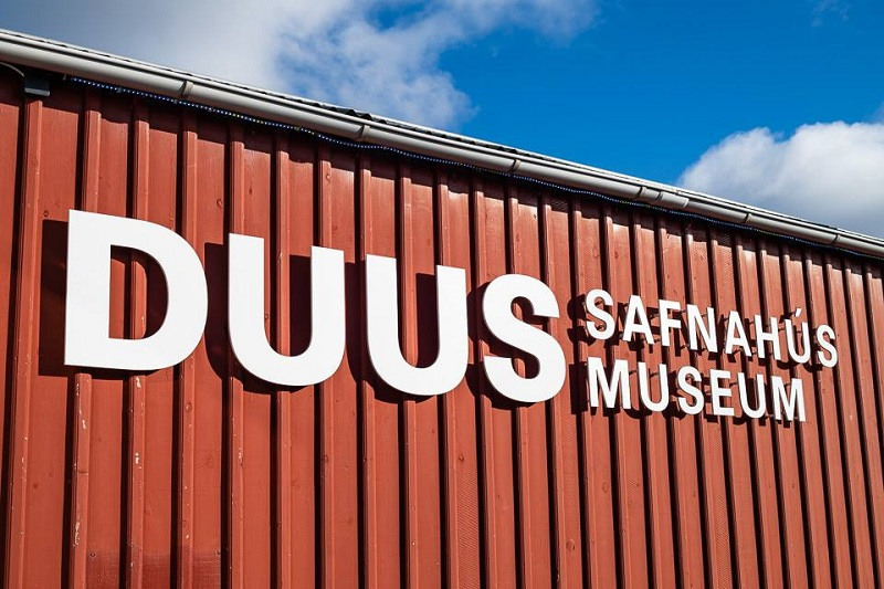 Duushús Museum  and the Reykjanes Heritage Museum.