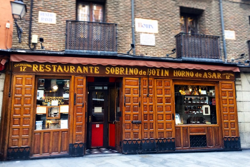 Eat at Botin, The World's Oldest Restaurant