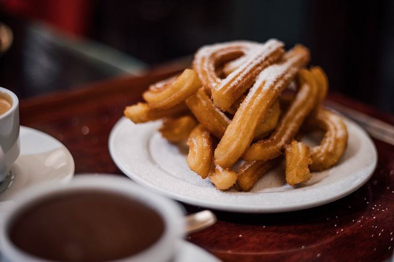 Chocolateria Con Churros