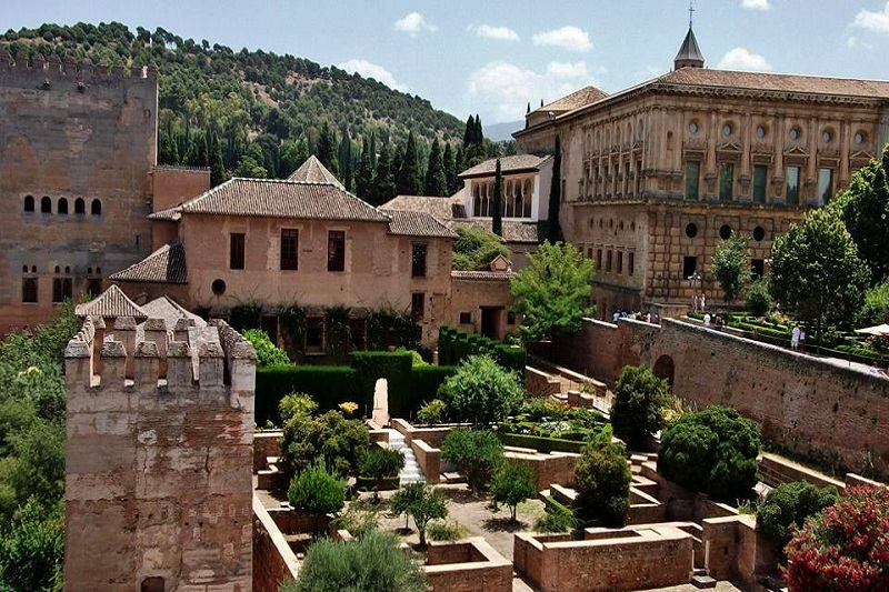 See the Alhambra