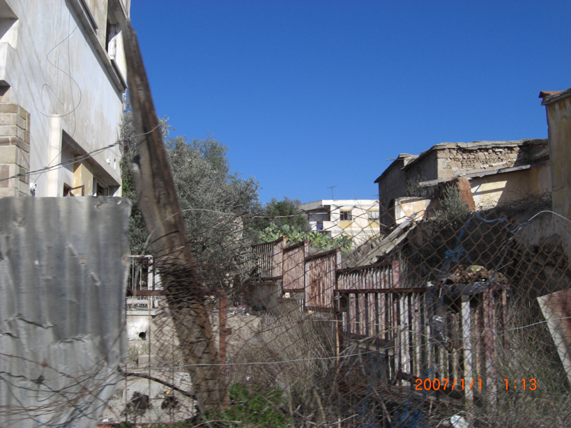 Famagusta Ghost Town Building 2