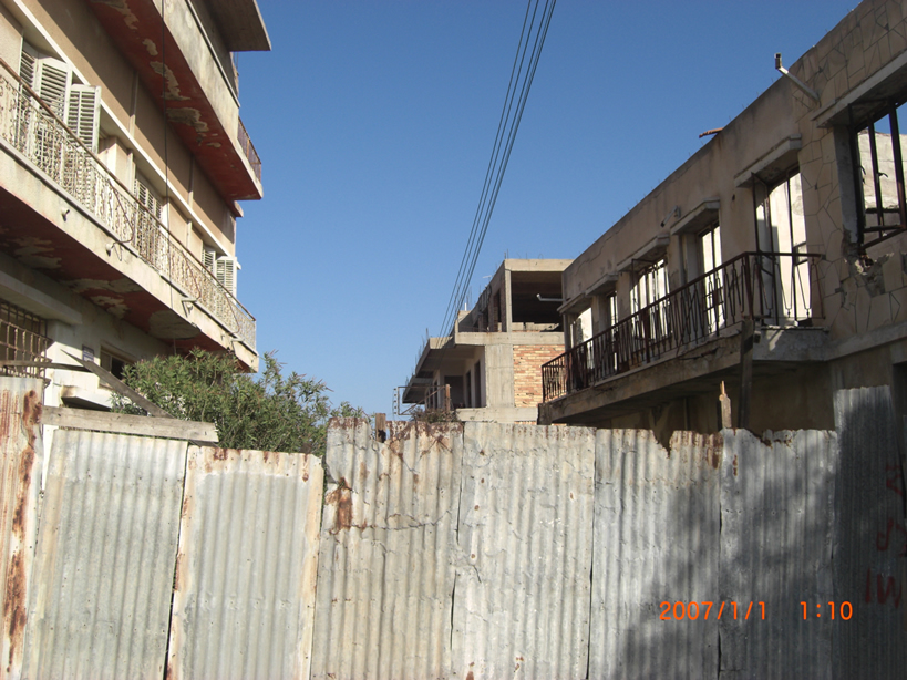 Famagusta Ghost Town Building 3