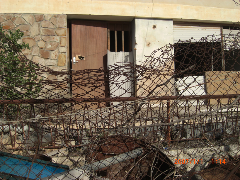 Famagusta Ghost Town Building 5