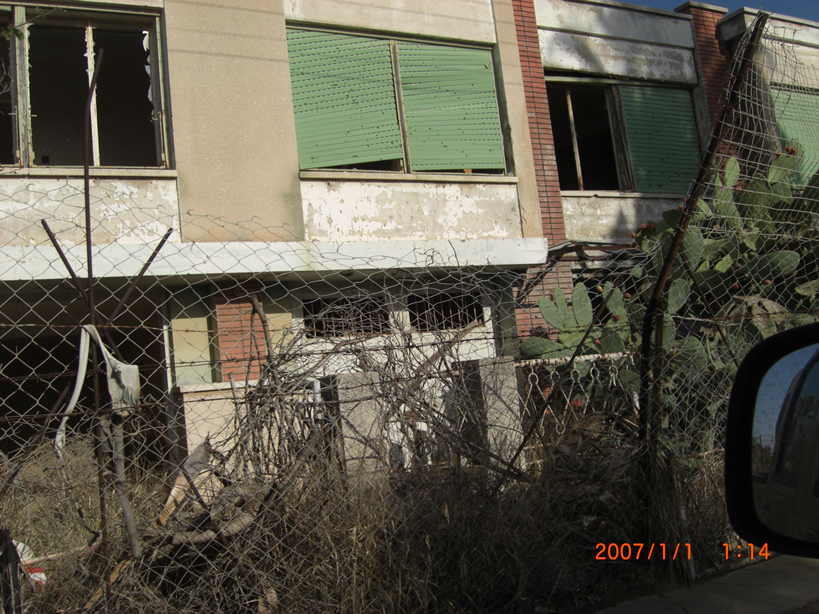 Famagusta Ghost Town Building 6