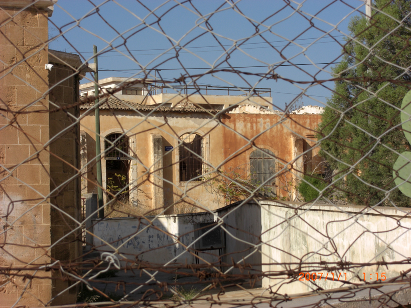 Famagusta Ghost Town Building 8