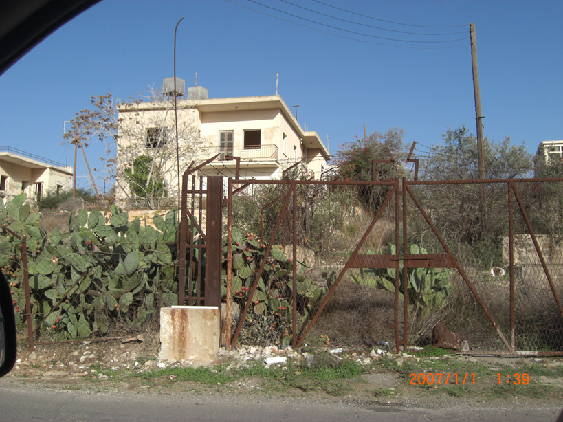 Famagusta Ghost Town Building 9