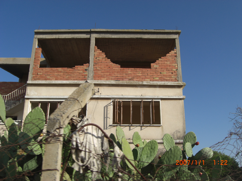 Old Building Varosha