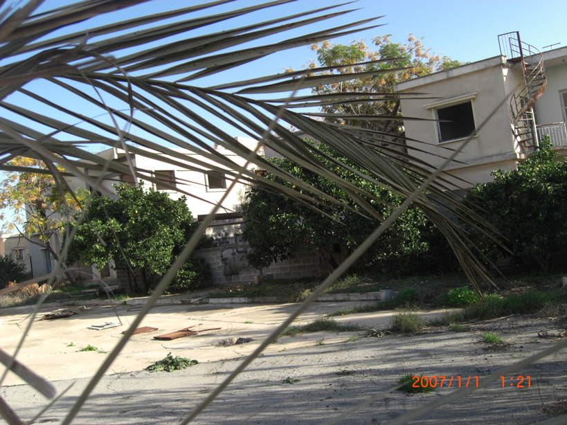 Orange Tree Varosha Ghost Town