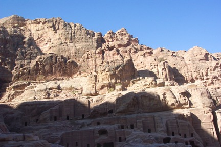 Petra - Mountains