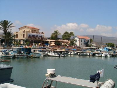 Latchi Harbour