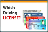 Which Driving Licence by Country
