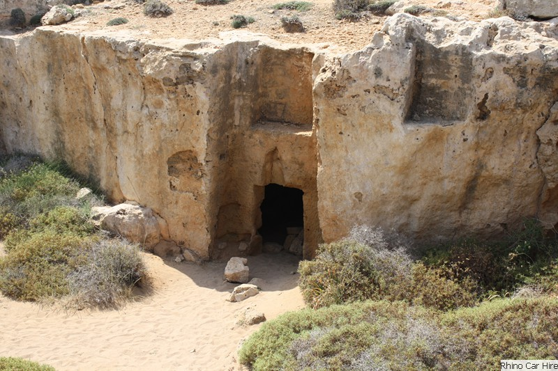 Tombs Of The Kings Paphos Cyprus History Future