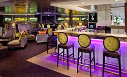 ms Veendam Mix's Martini Lounge