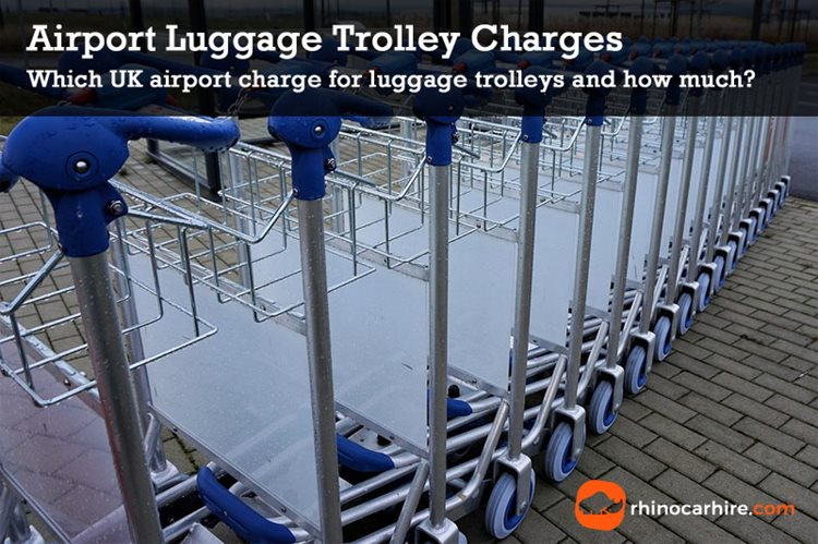 luggage trolley charges