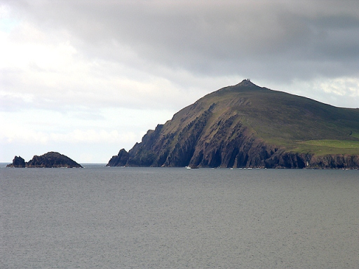Great Blasket and Sybil Head