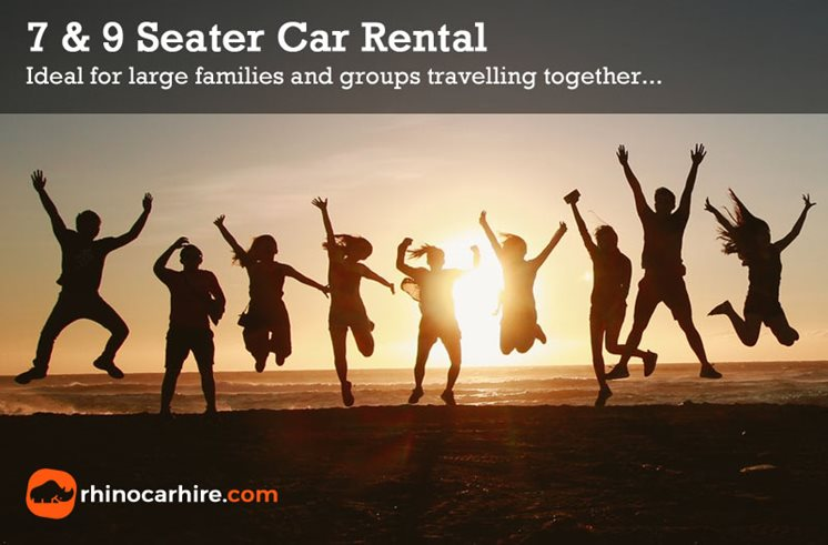 7 seater car hire Auckland 9 seater car hire Auckland