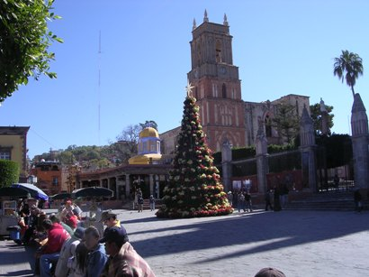 Xmas in San Miguel, Mexico