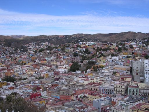 Stunning colonial cities of Guanajuato