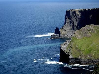 Picture Of Ireland Cliffs